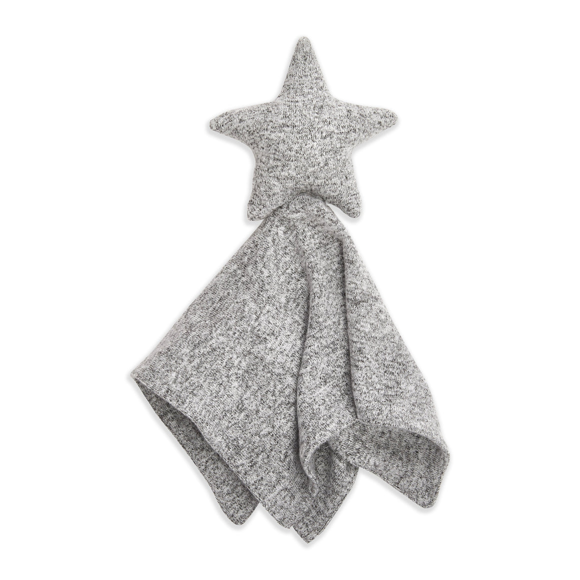 aden+anais snuggle knit lovey - heather grey