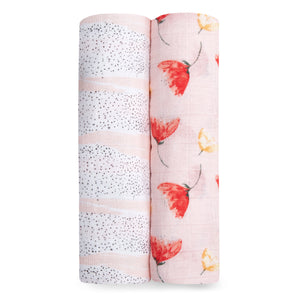 aden+anais picked for you classic 2 pack swaddles