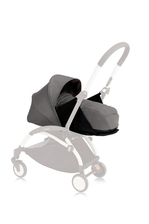 BABYZEN YOYO Newborn Bassinet Only - Grey
