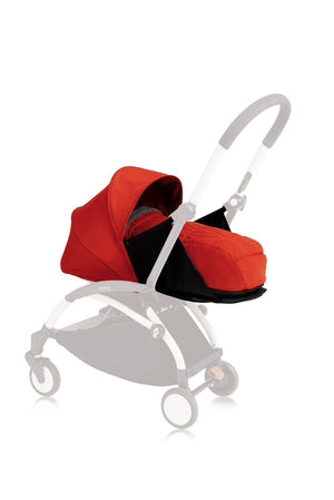 BABYZEN YOYO Newborn Bassinet Only - Red