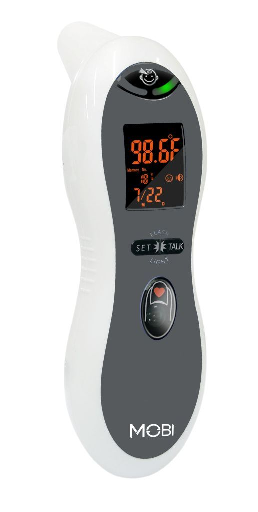 Mobi 2-in-1 Digital Thermometer BACK IN STOCK 1st MAY