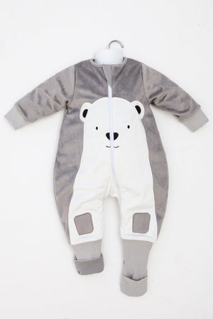 Warmies 12-24m Fleece With Arms 3.5 TOG