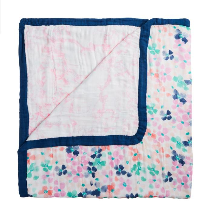 aden + anais white label festival mosaic silky soft dream blanket