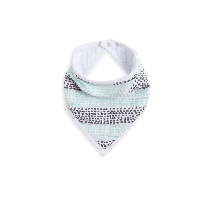 aden+anais white label Seaside bandana bib