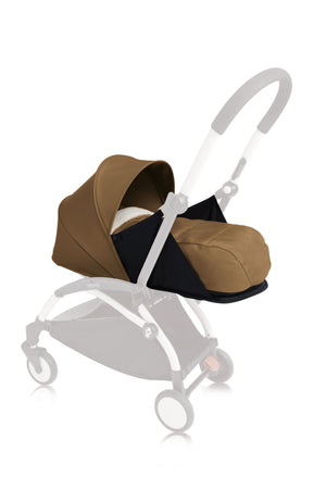 BABYZEN YOYO/YOYO+ Newborn Bassinet Only - Toffee