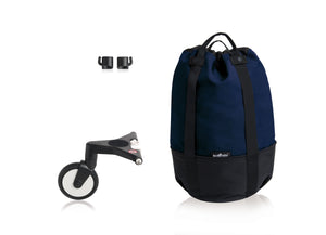 BABYZEN YOYO+/YOYO² Rolling Bag - Air France Navy