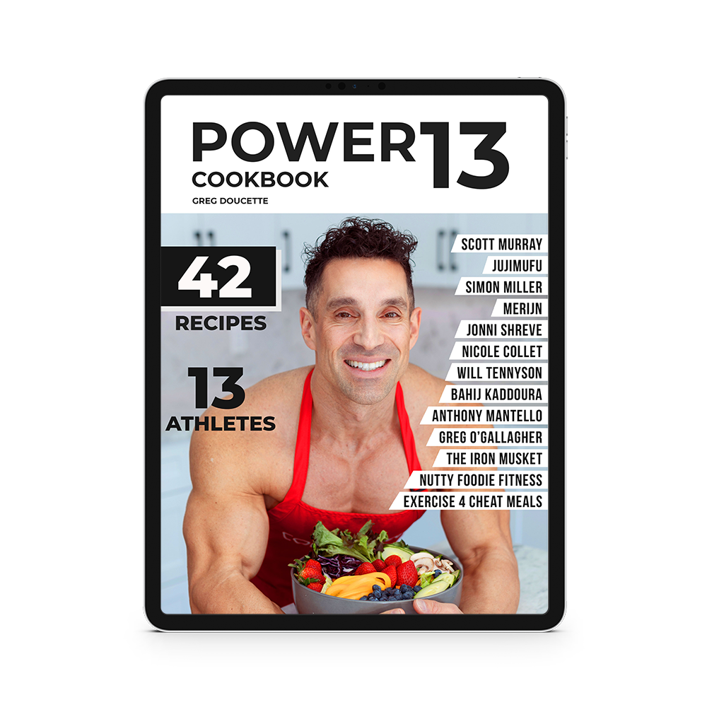 The Power 13 Cookbook