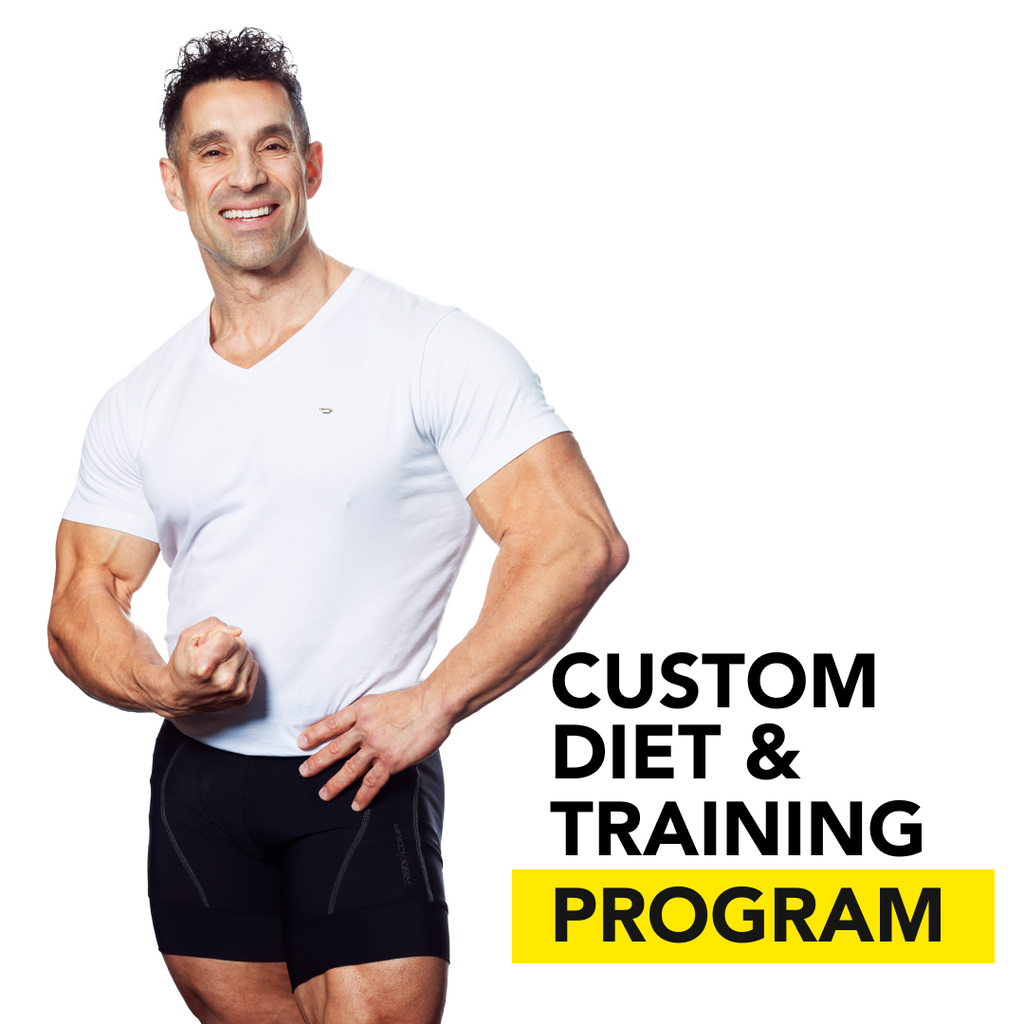Custom Program for Diet & Training