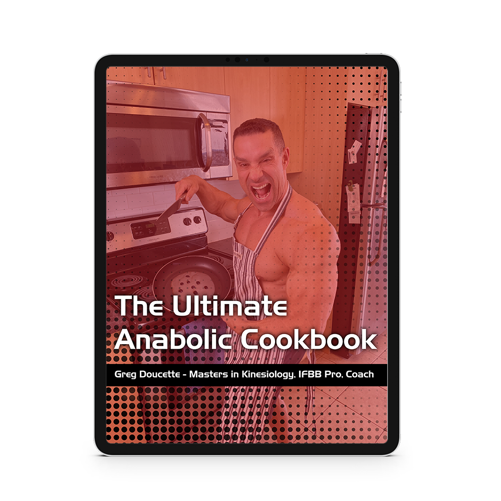 The Ultimate Anabolic Cookbook