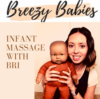 Baby Massage Online Course - Breezy Babies
