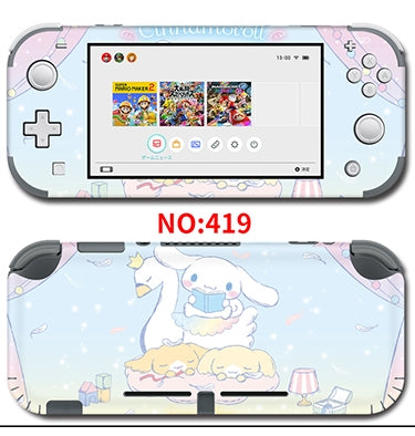 Nintendo Switch Lite Skin Sticker __ Cinnamoroll 419