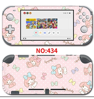 Nintendo Switch Lite Skin Sticker __ Melody 434