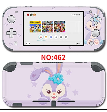 Nintendo Switch Lite Skin Sticker __ StellaLou 462