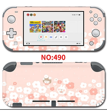 Nintendo Switch Lite Skin Sticker __ Graphic 490