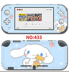 Nintendo Switch Lite Skin Sticker __ Cinnamoroll 433