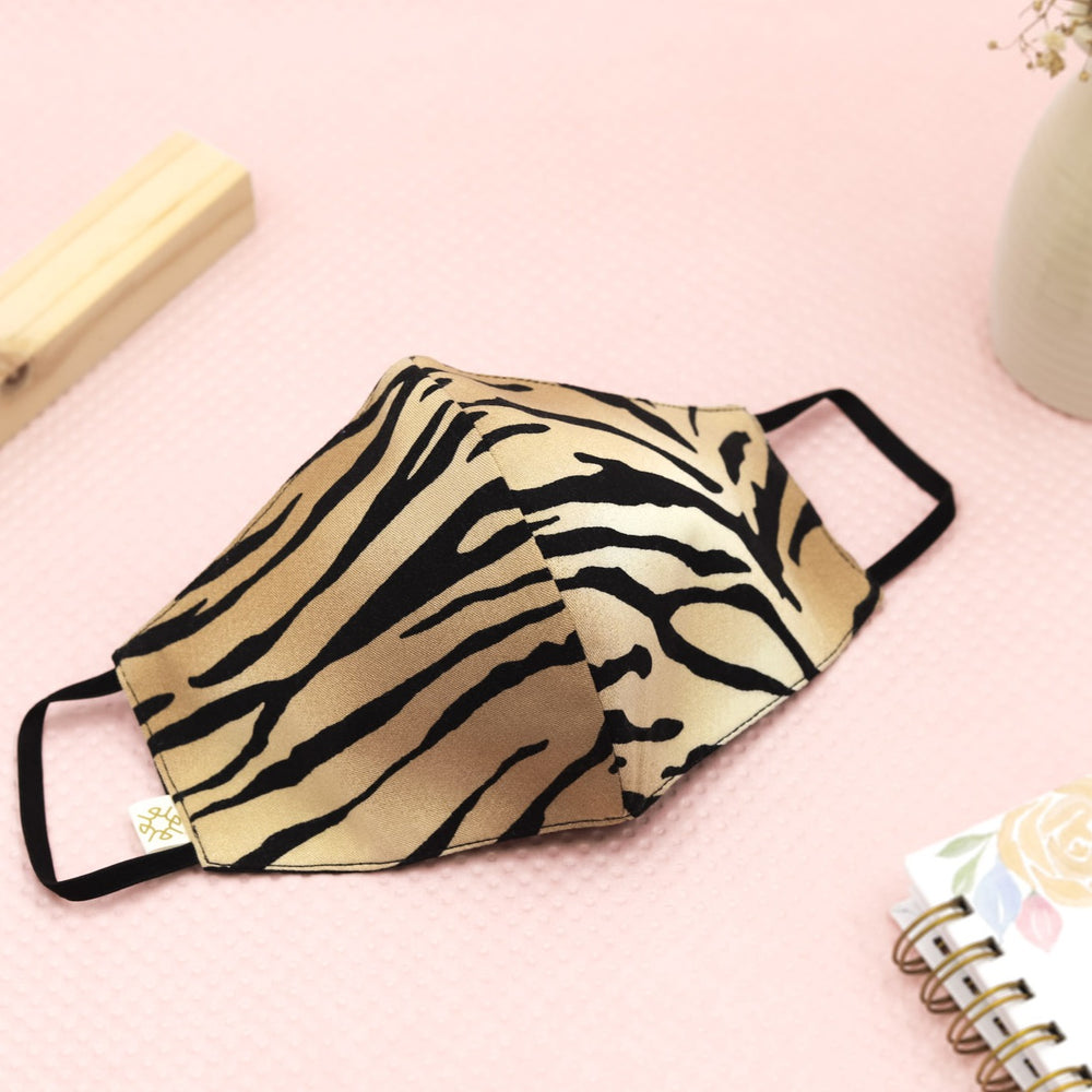 Mascarilla Animal Print