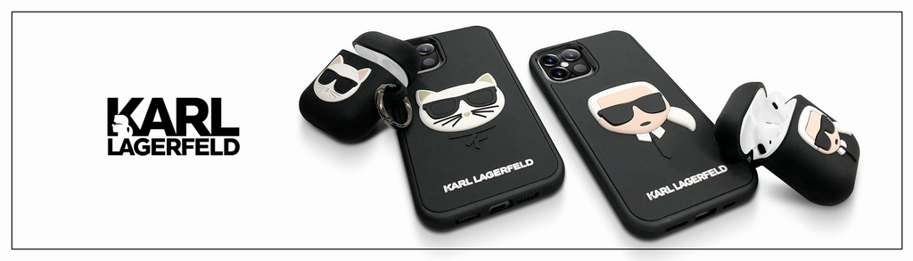 Official Licensed Karl Lagerfeld Case & Covers for iPhones and Samsung Phones with optimal 24/7 protection. Get covered in style with our branded cases.