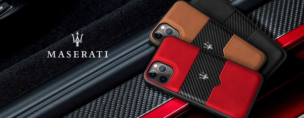 Official Licensed Maserati Case & Covers for iPhones and Samsung Phones with optimal 24/7 protection. Get covered in style with our branded cases.