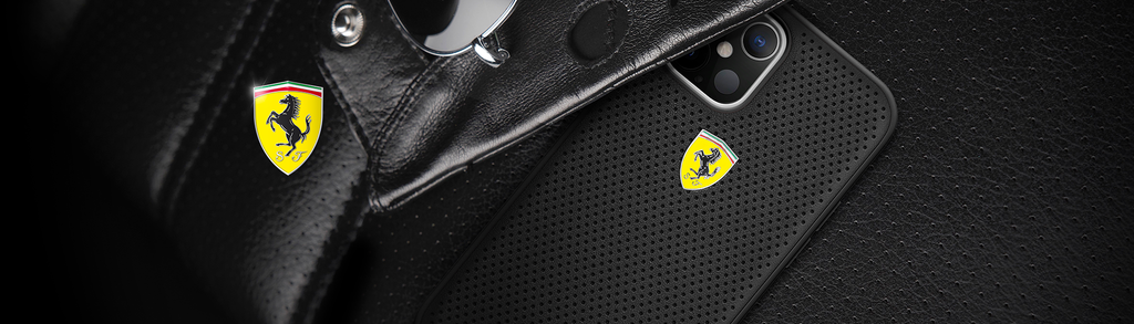 Official Licensed Ferrari Case & Covers for iPhones and Samsung Phones with optimal 24/7 protection. Get covered in style with our branded cases.