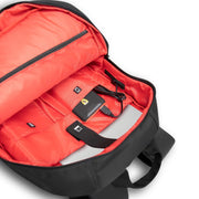 "Scuderia Ferrari Backpack 15"" On Track Collection with USB Connector for Powerbank"