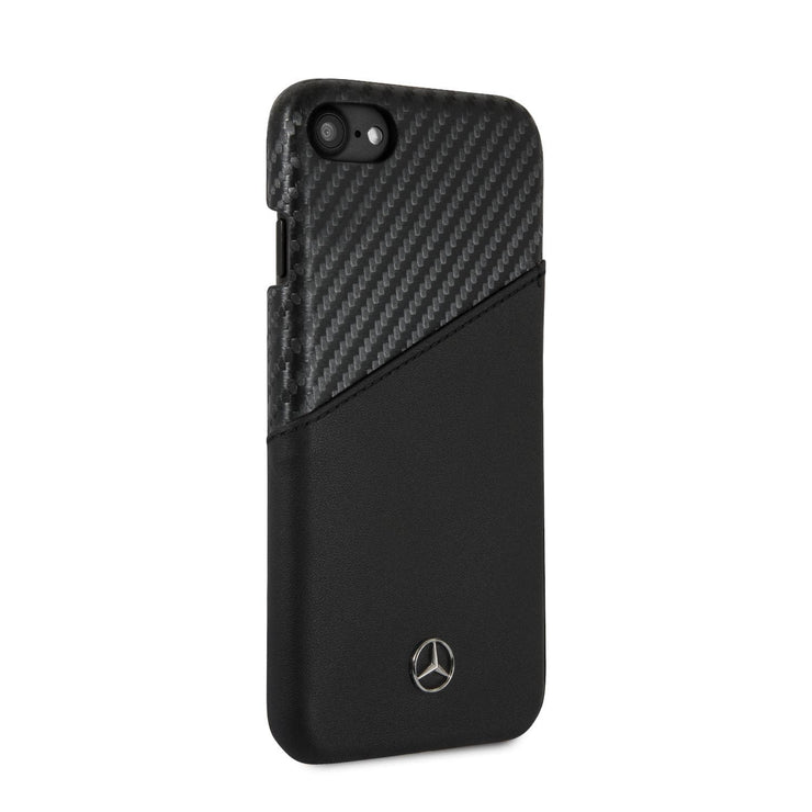 Mercedes-Benz Dynamic Line S PU Leather with Carbon Fiber Inspired Design