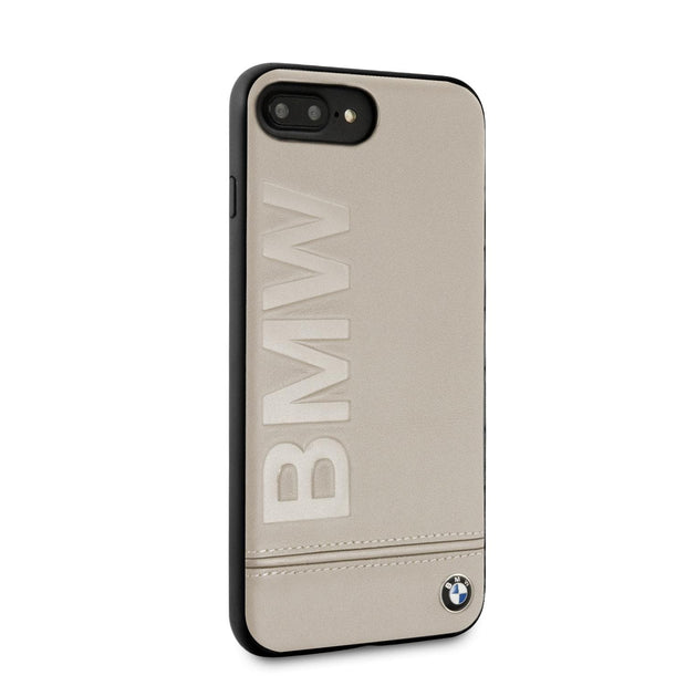 BMW Real Leather with Imprint Logo