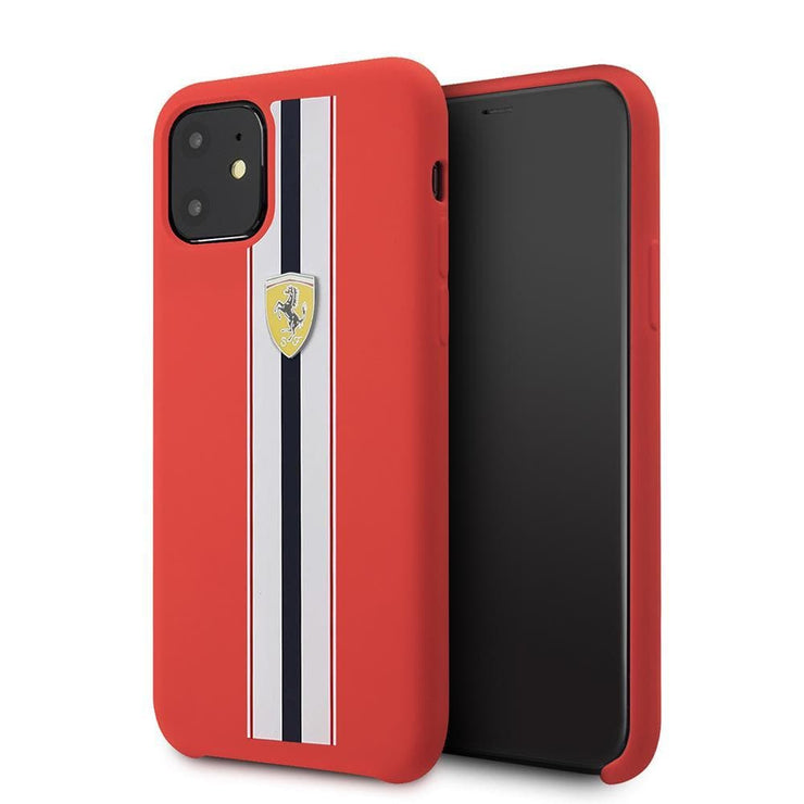 Ferrari On Track Scuderia Liquid Pista Silicone with Soft Microfiber Interior