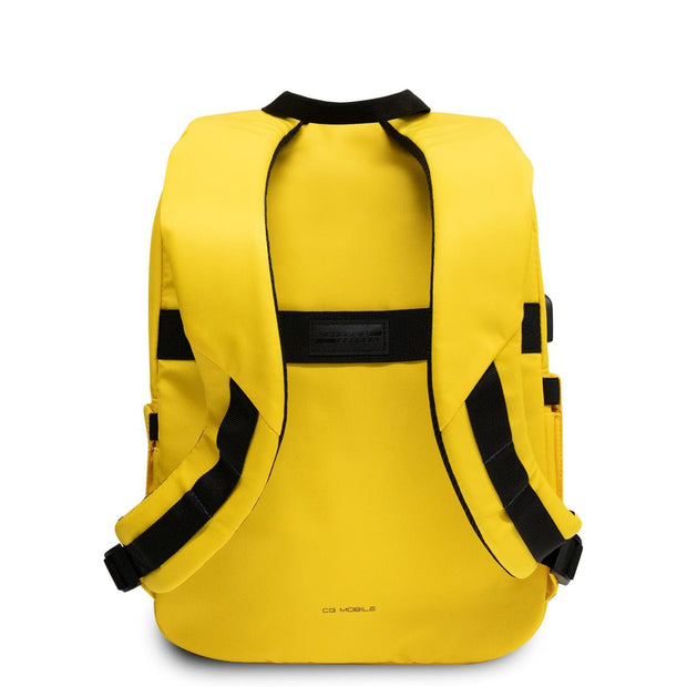 Ferrari  Laptop + Tablet Pista Backpack with Built-in USB Charging Port