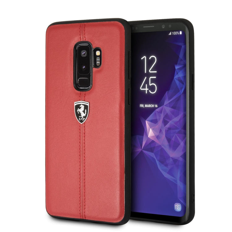 Ferrari Off Track Signature Samsung Real Leather