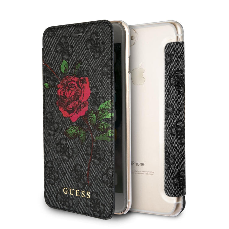 Guess Flower Desire Wallet PC/TPU