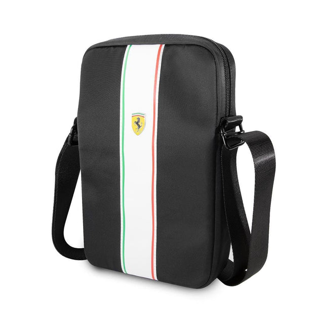 Ferrari On Track Collection Tablet Bag 10'' Pista Nylon Metal Logo
