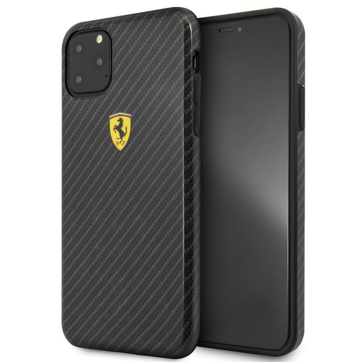 Ferrari PC/TPU Carbon Fiber Effect