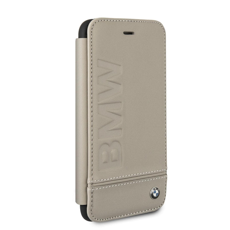 BMW Real Leather with Imprint Logo Wallet