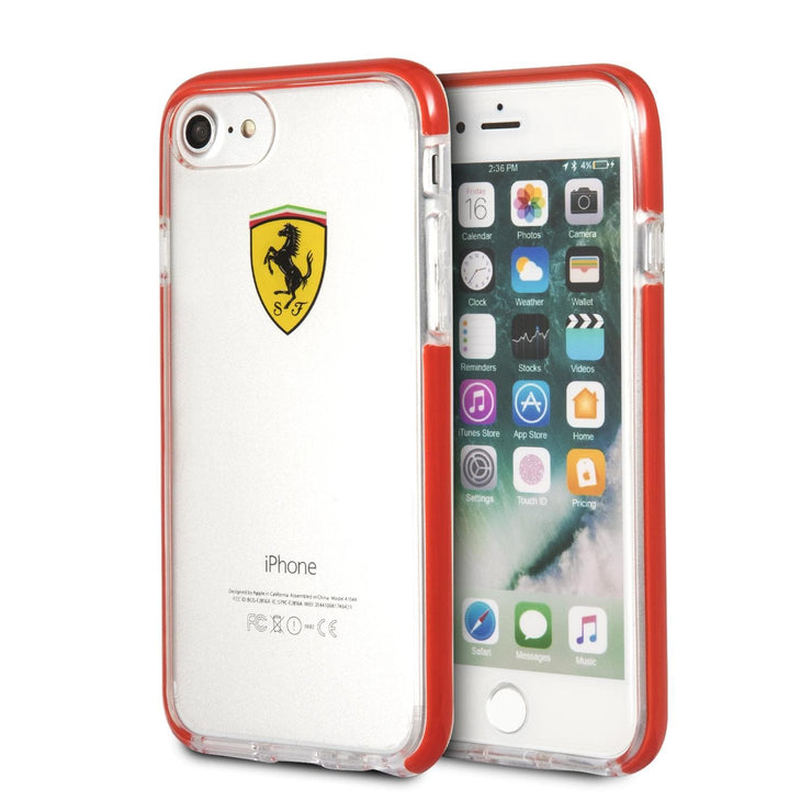 Ferrari Racing Logo PC/TPU
