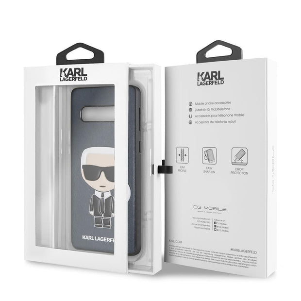 Karl Lagerfeld Galaxy 10 Samsung PU Leather