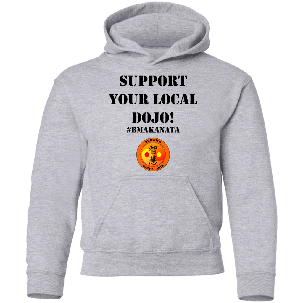 BMA Youth Support Hoodie