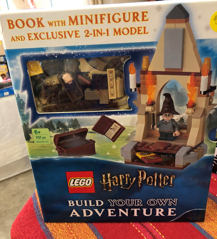 Lego Harry Potter - Build your own Adventure