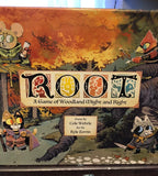 Root: A Woodland Game of Might and Right