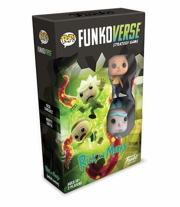 Funkoverse: Rick 'n' Morty