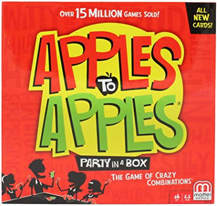 Apples to Apples: Party in a box