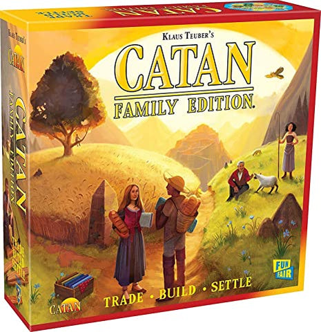 Settlers of Catan: Family Edition, The