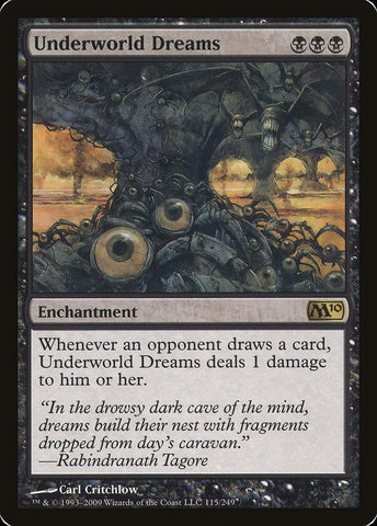 Underworld Dreams (Foil) - MTG