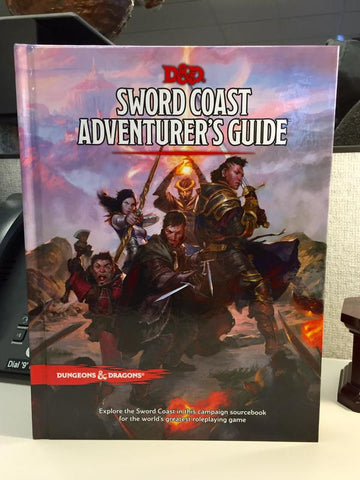 D & D - Sword Coast Adventurers Guide