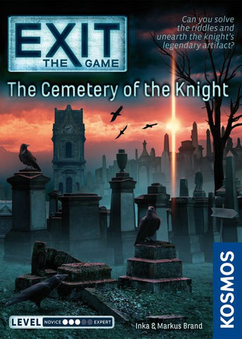 Exit-Cemetery of the Knight