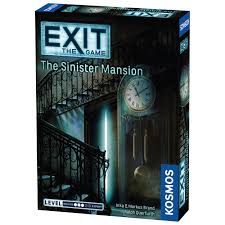 Exit-The Sinister Mansion