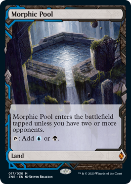 Morphic Pool - Zendikar Rising Expedition (Non-Foil)
