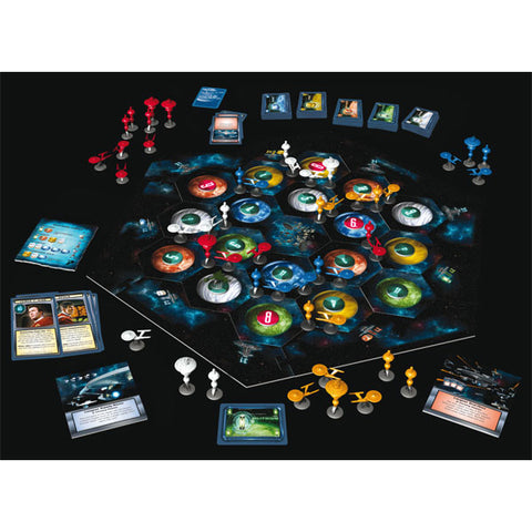Settlers of Catan Star Trek, The
