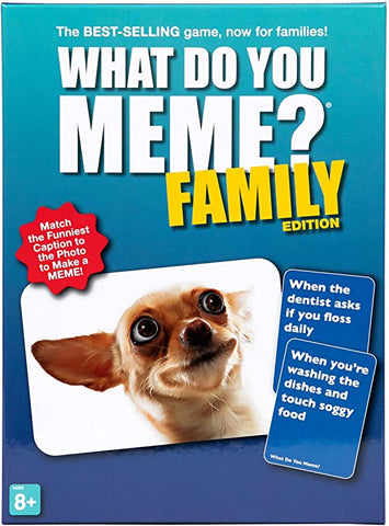 What Do You Meme? Family
