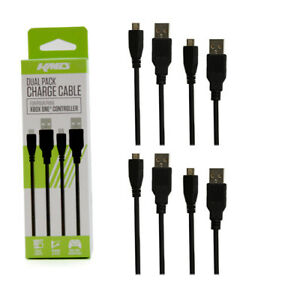 Xbox One Dual Pack Charging Cables