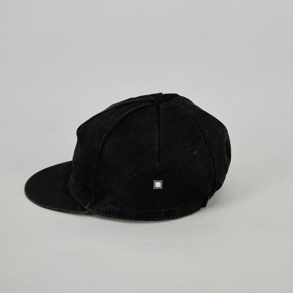 SPORTFUL MATCHY CLCYLING CAP - BLACK